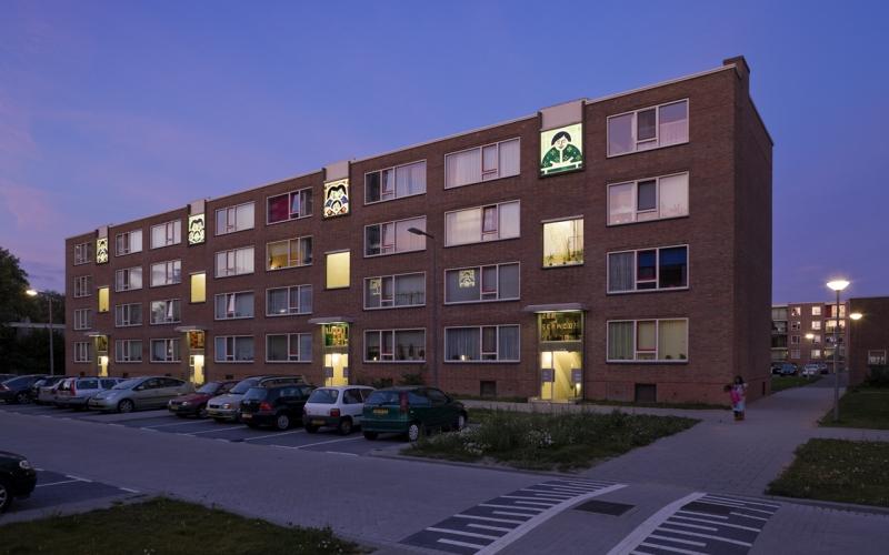 Scagliola Brakkee