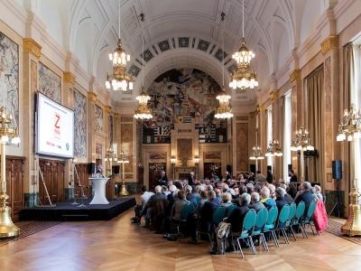 Loeki Metz en het Joods Monument presentatie - foto Aad Hoogendoorn (3)
